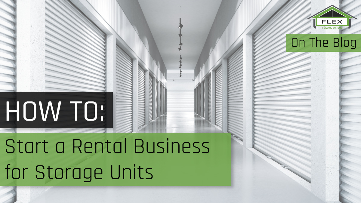 storage rental business